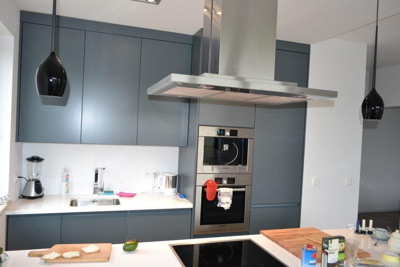 kuchnia nowoczesna lakierowana katowice (2)  Kuchnie