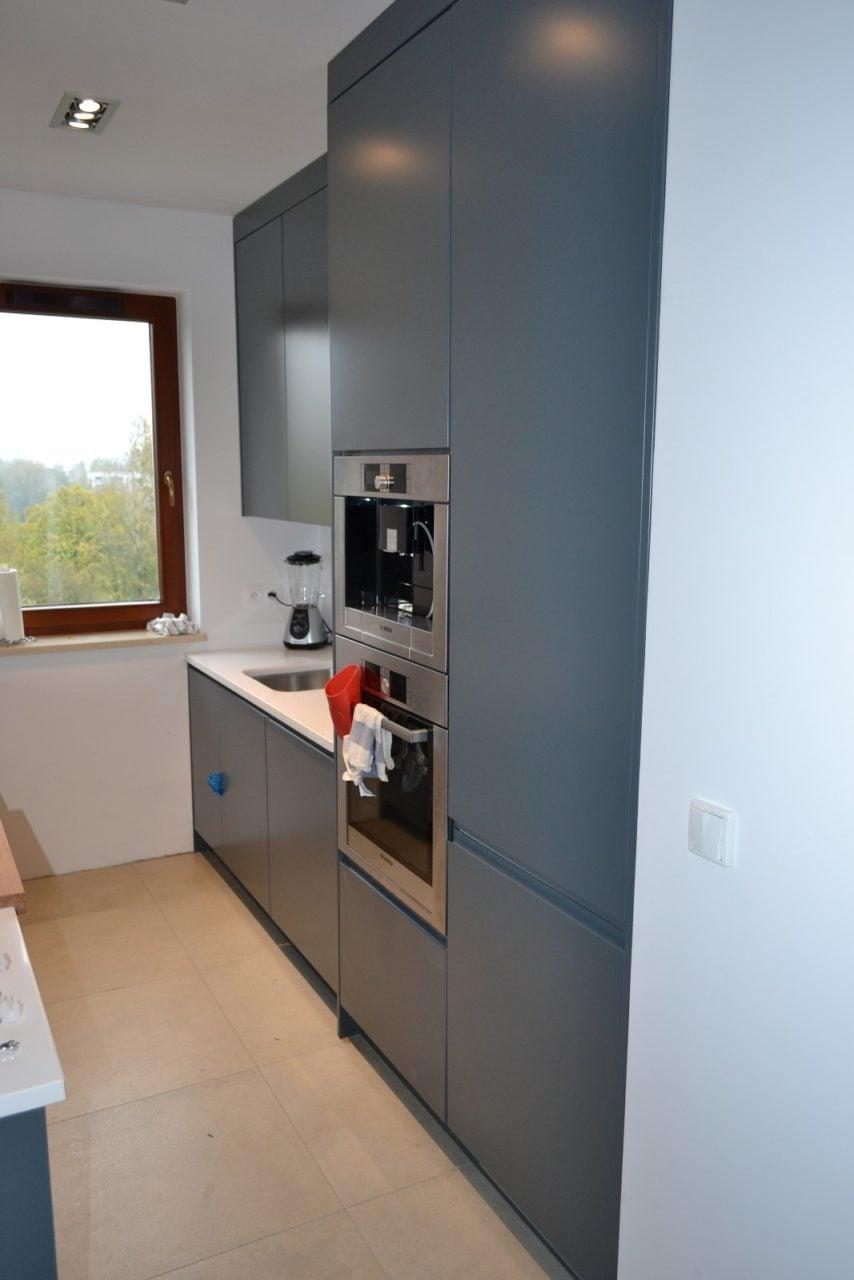 kuchnia nowoczesna lakierowana katowice (4)  Kuchnie   -> Kuchnia Lakierowana Nowoczesna