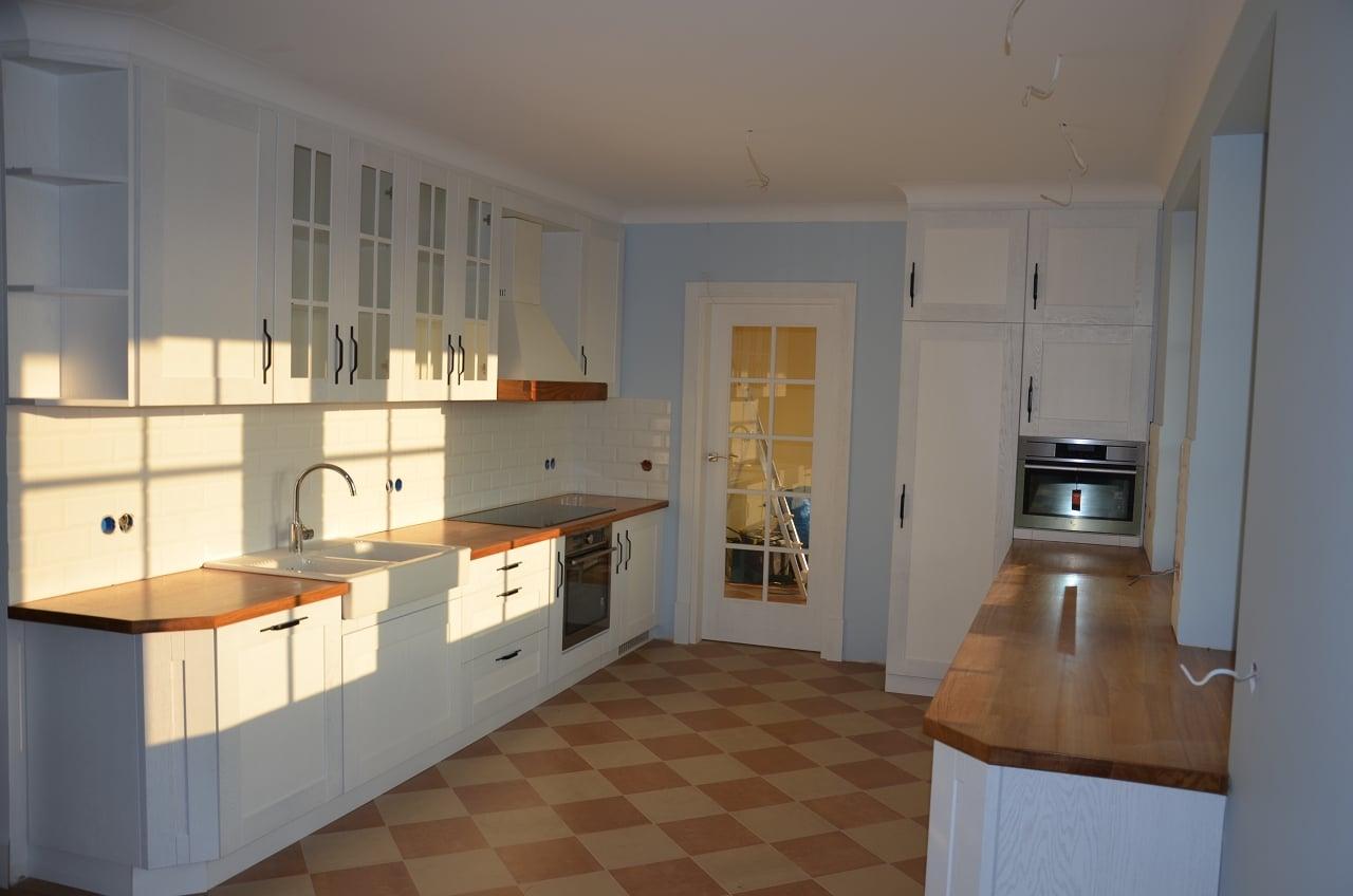kuchnie drewniane na na wymiar (1) - Kuchnie, meble kuchenne - Czechowice, Bielsko-Biała ...