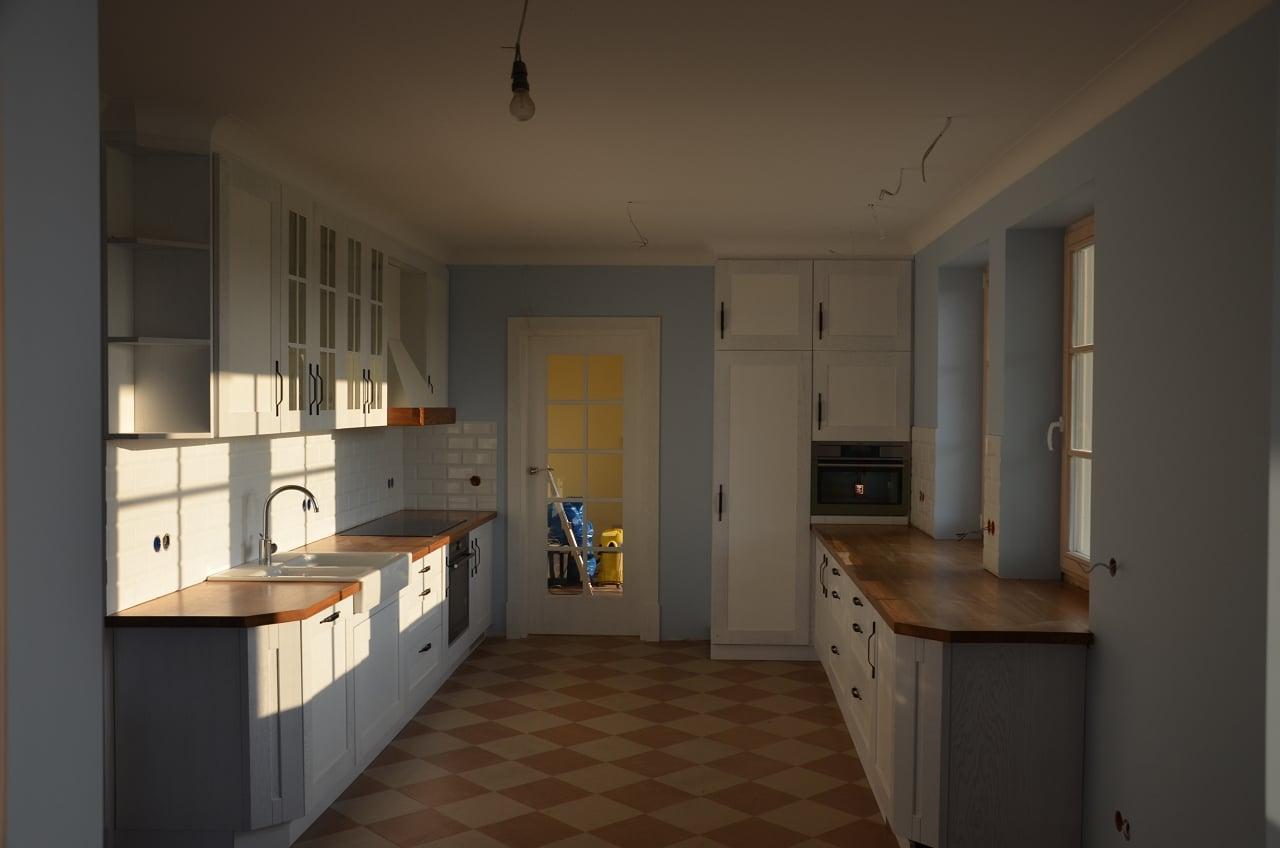 kuchnie drewniane na na wymiar (3)  Kuchnie, meble   -> Kuchnie Drewniane Tychy