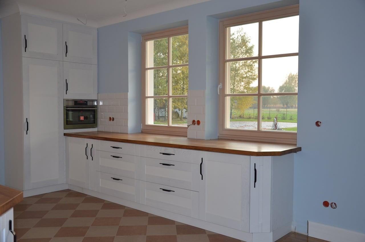 kuchnie drewniane na na wymiar (5)  Kuchnie, meble   -> Kuchnie Drewniane Tychy