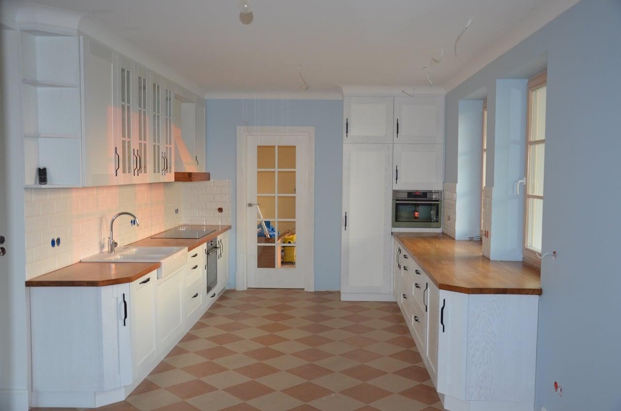 kuchnie drewniane na na wymiar (6)  Kuchnie, meble   -> Kuchnie Drewniane Tychy