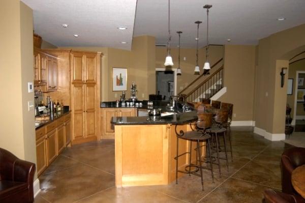 kuchnie klasyczne drewniane (4)  Kuchnie, meble kuchenne   -> Kuchnie Drewniane Tychy