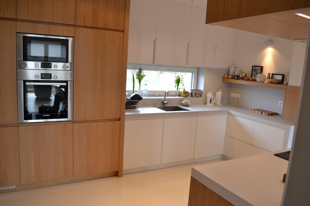 kuchnie nowoczesne - stolarstwo na wymiar